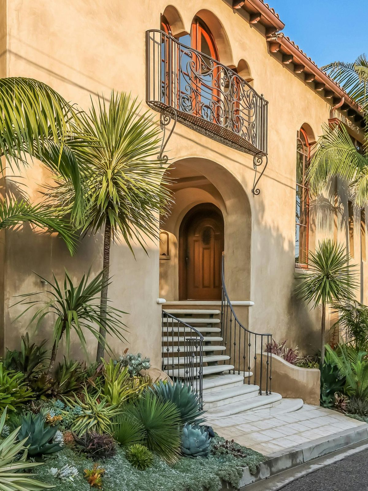 Spanish-style Dream Home