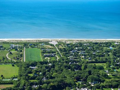 Two Pristine East Hampton Village Acres, East Hampton NY Acreage / Lots - Hamptons Real Estate