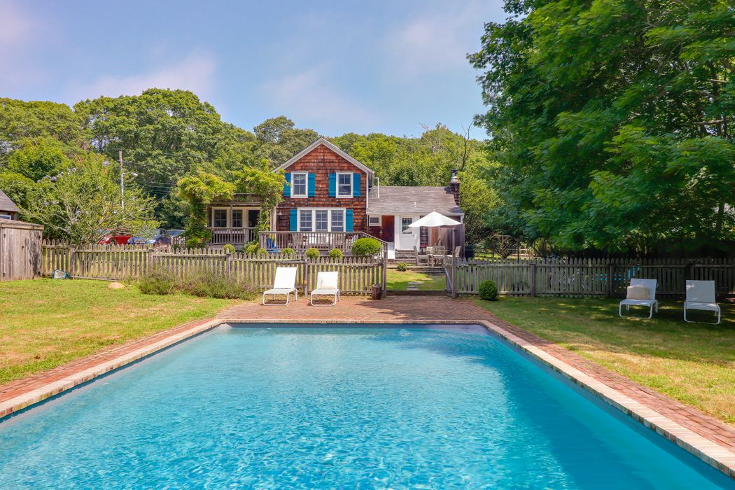 Charm and Convenience in Amagansett