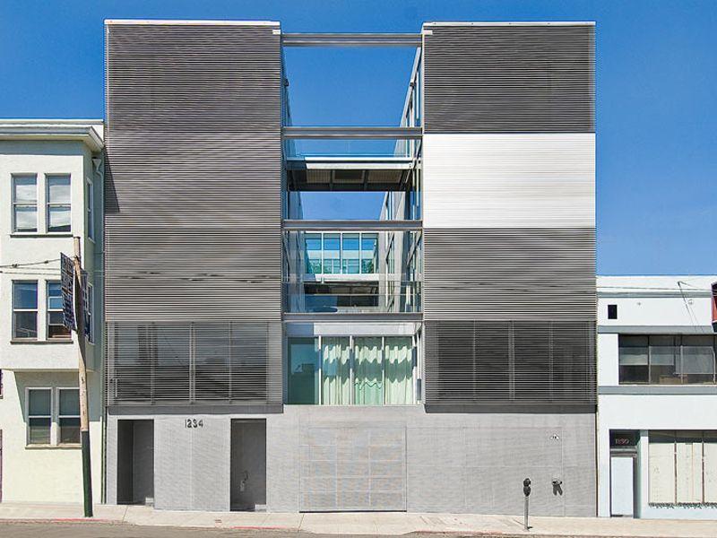 Award Winning Anodized Modernism