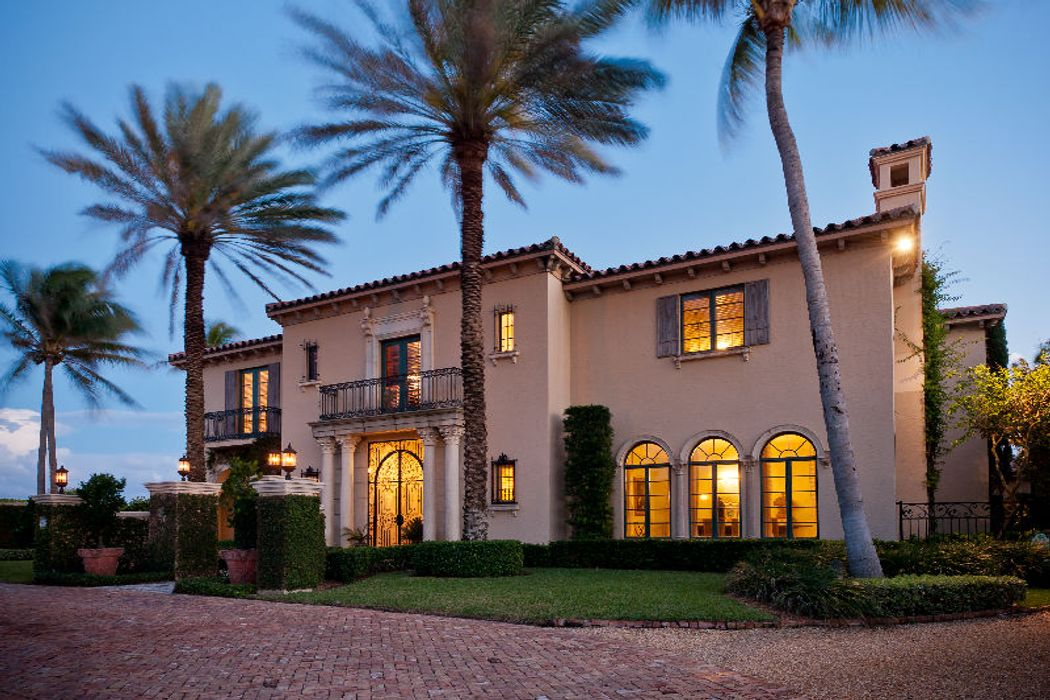 Mediterranean beauty palm beach fl 33480 sotheby 39 s for Mediterranean beach house plans