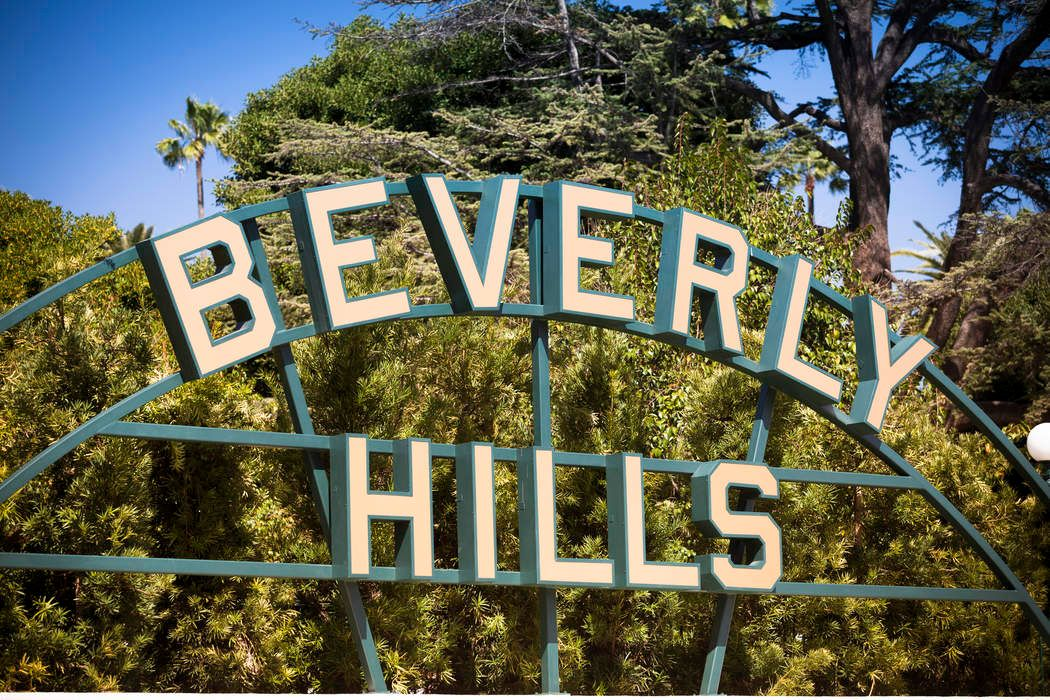 235 South Reeves Drive Beverly Hills, CA 90212