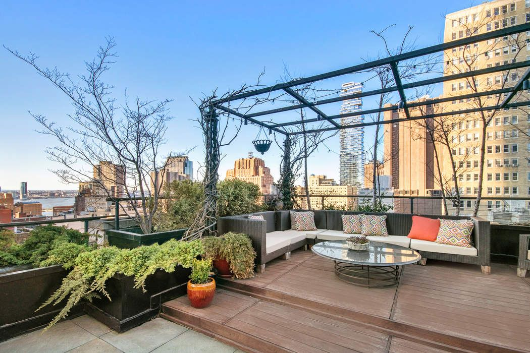 TRIBECA CONDO PENTHOUSE; ADDED VALUE