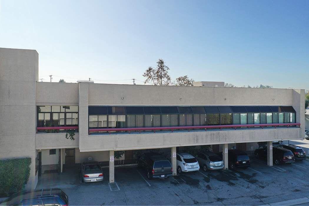 1101 West Valley Boulevard Alhambra, CA 91803