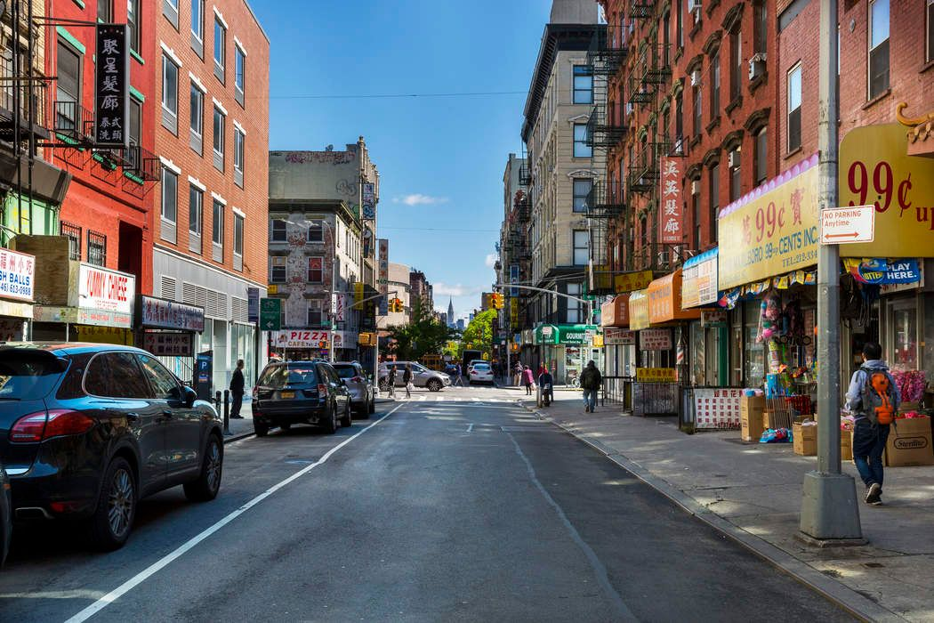 5 Eldridge Street New York, NY 10002