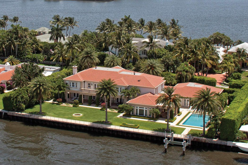 Waterfront Homes For Sale In North Palm Beach Fl