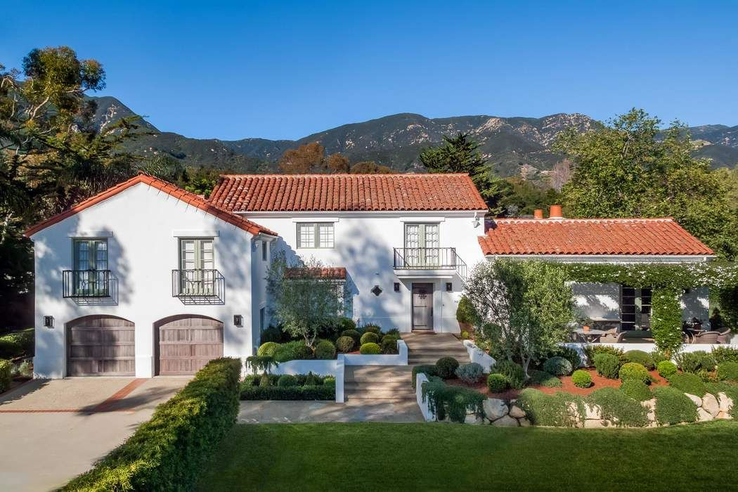 Furnished Montecito Home