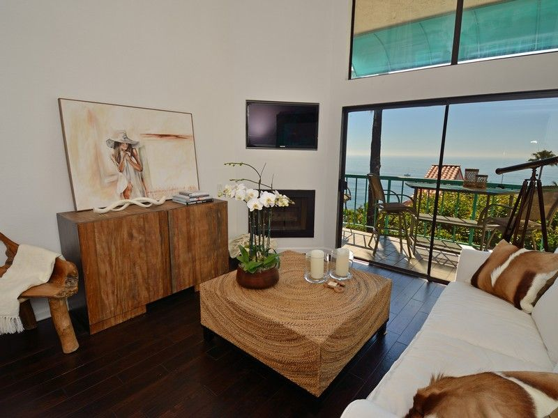 Furnished Beach Front Condo