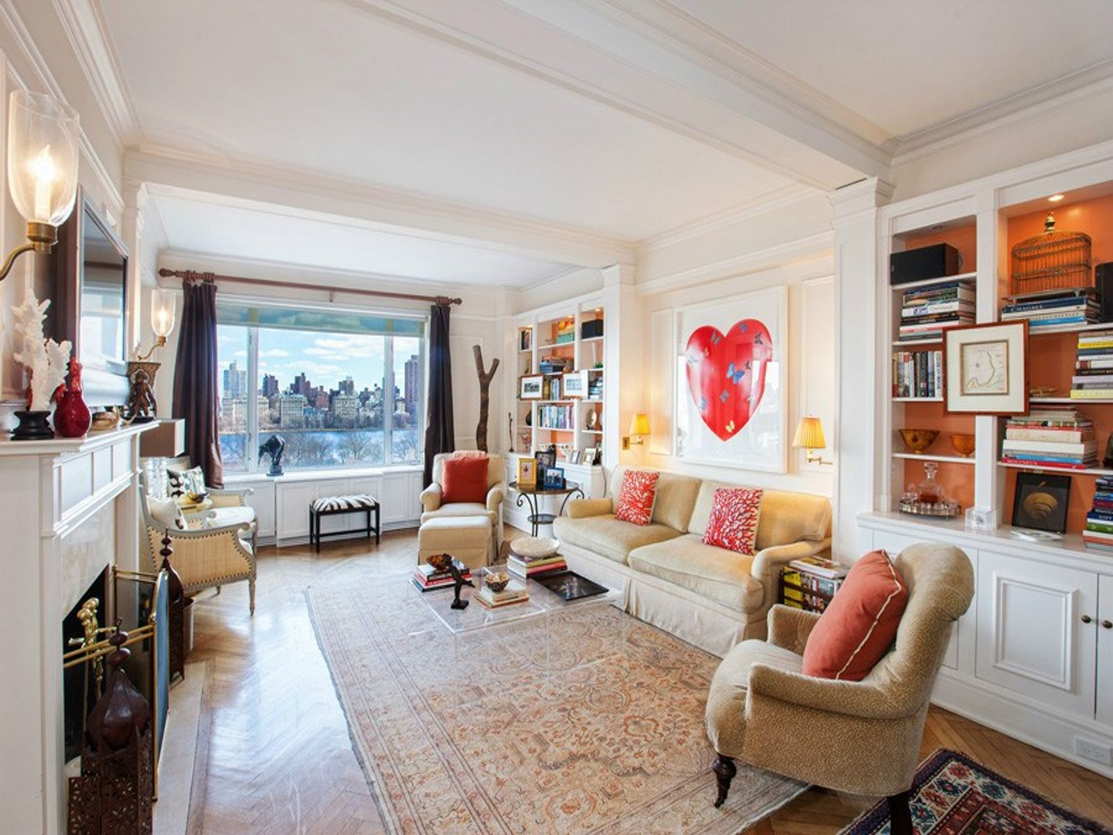 336 Central Park West, 14B, New York NY Cooperative - New York City Real Estate