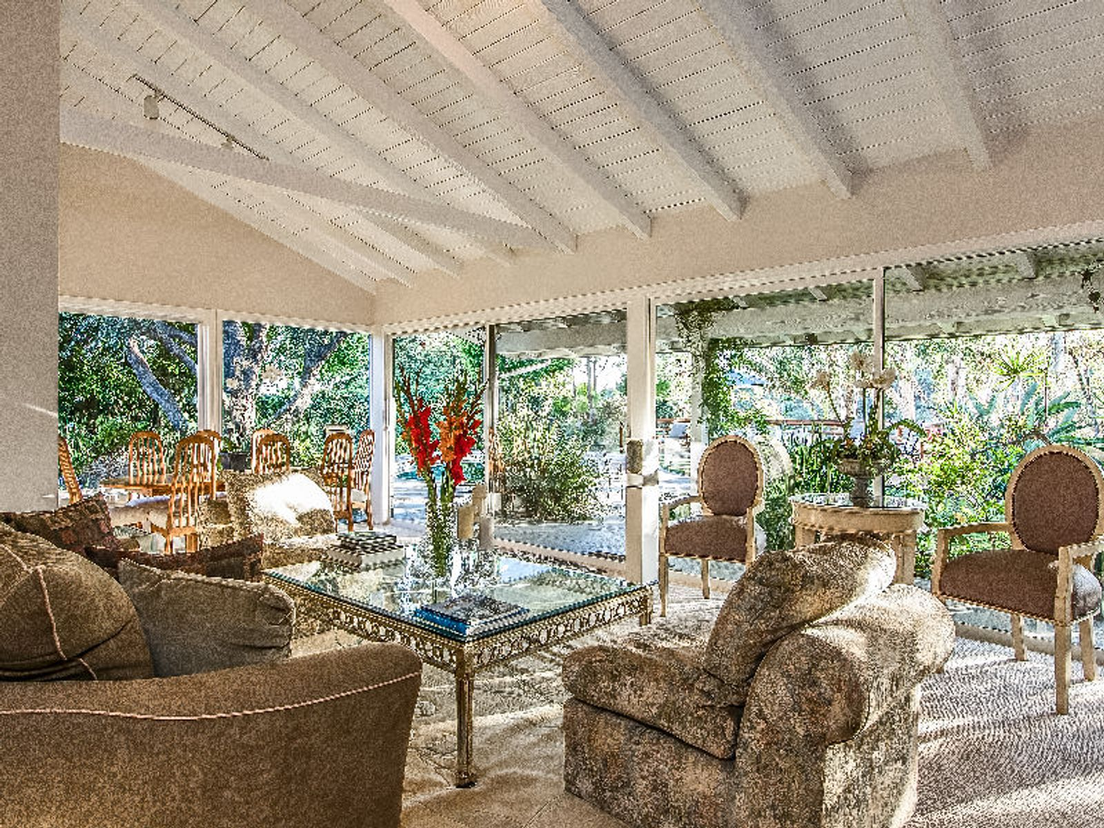 Serene Bel Air Home with Views