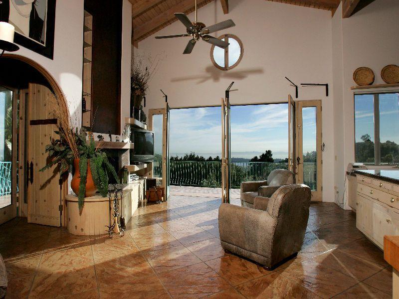 Mediterranean View Home