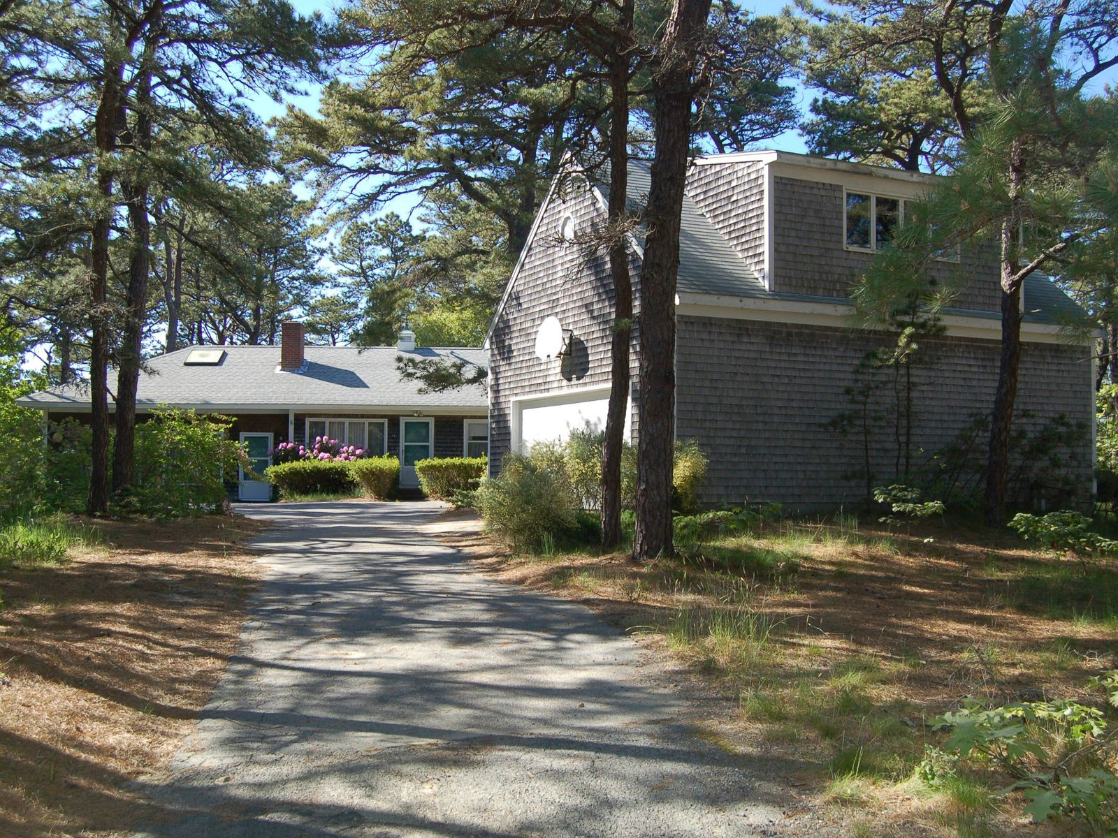 Wellfleet Pleasant Point Year-Round Home, Wellfleet MA Single Family Home - Cape Cod Real Estate