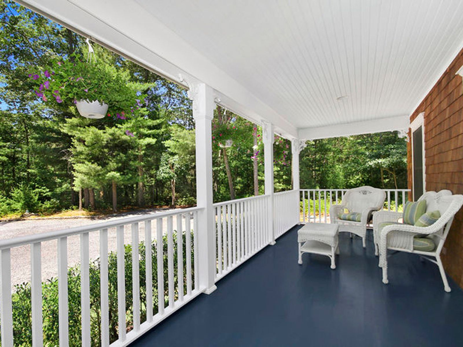 Surrounded By Reserves, East Hampton NY Single Family Home - Hamptons Real Estate