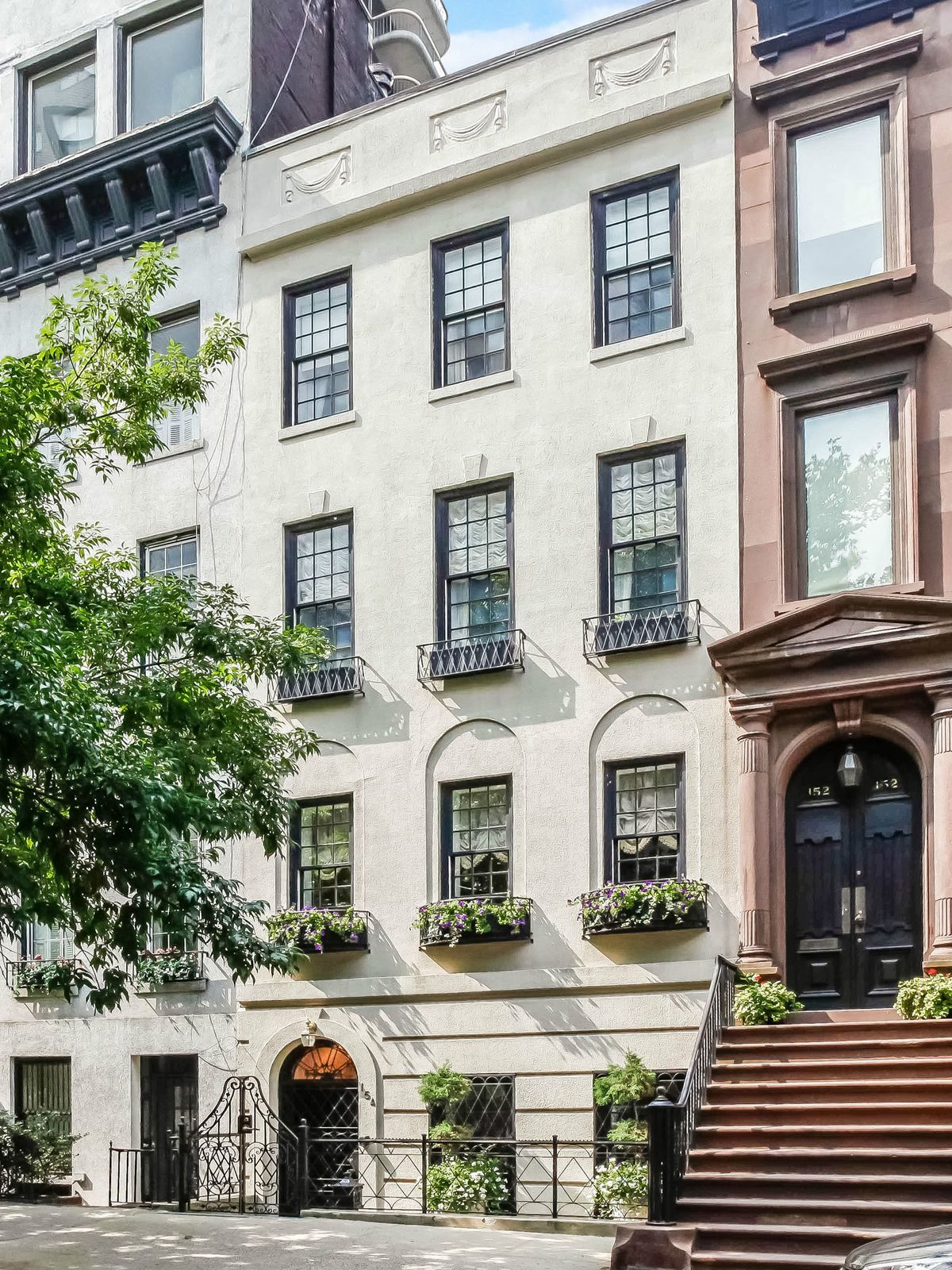 Gracious Townhouse, New York NY Townhouse - New York City Real Estate