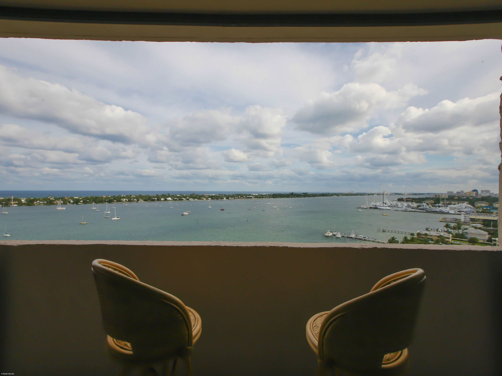 Spectacular Intracoastal Panoramas