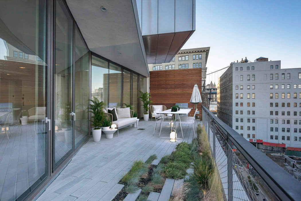 Unique Dumbo Penthouse