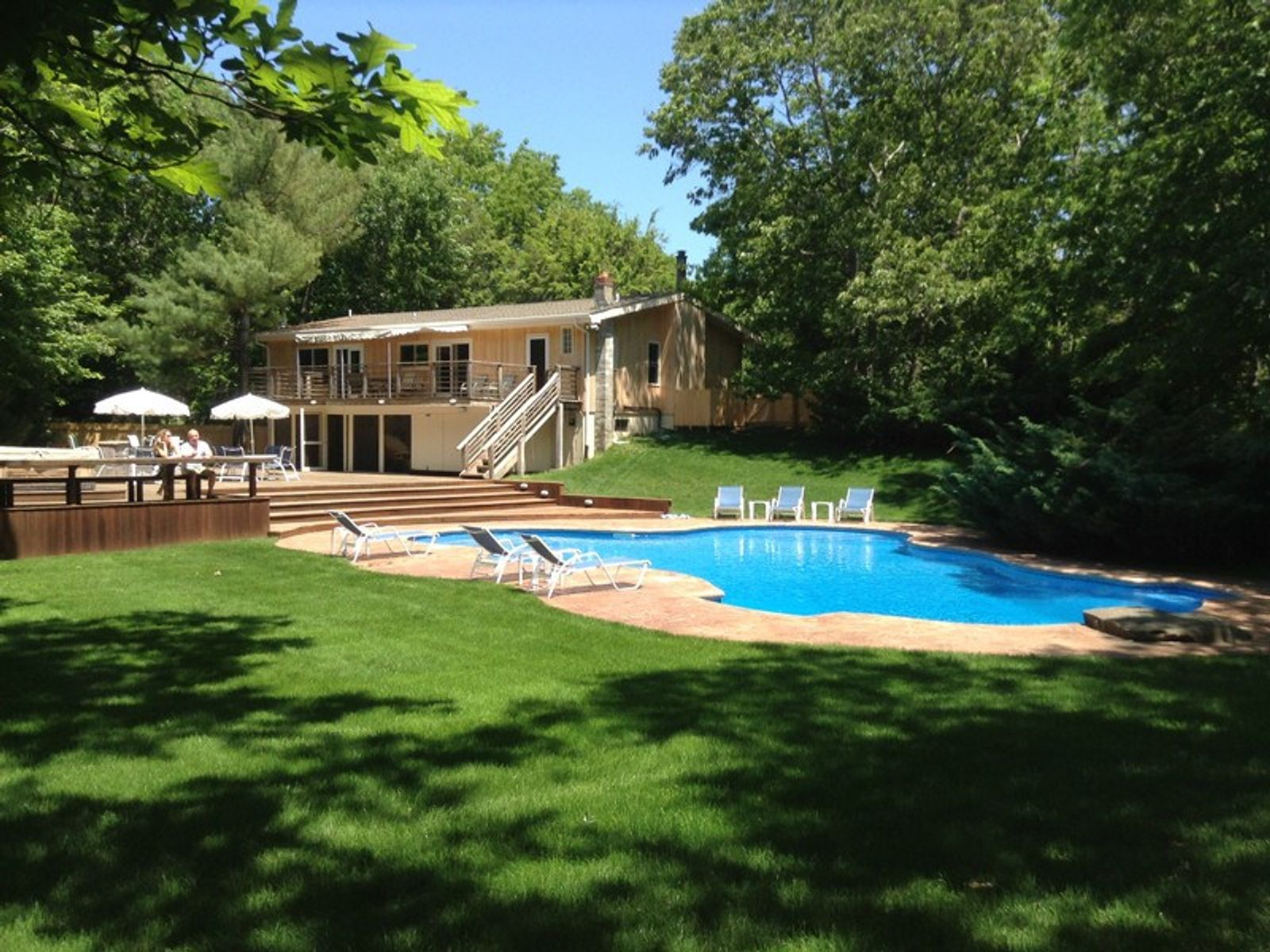 Turnkey Renovated Water Mill Home w/Pool, Water Mill NY Single Family Home - Hamptons Real Estate