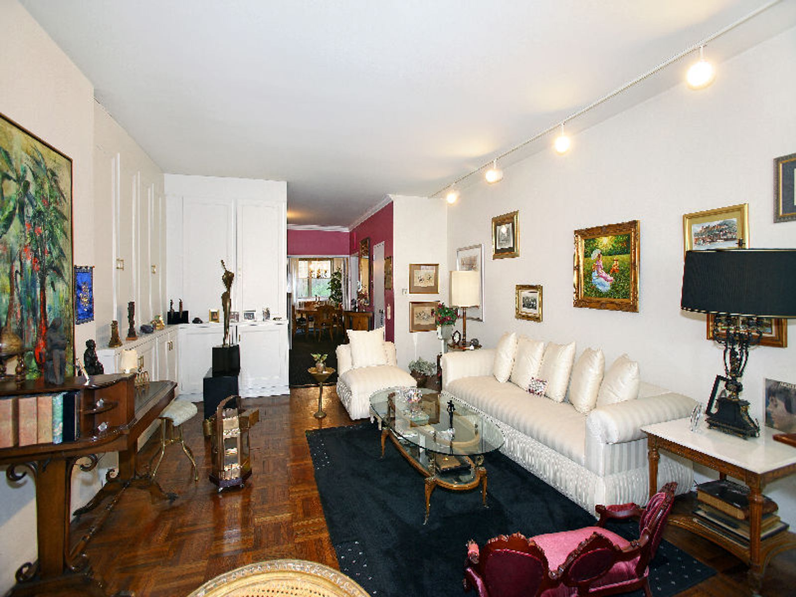 Large Convertible 3 Bedrooms, New York NY Cooperative - New York City Real Estate