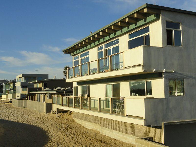 Ventura Oceanfront Duplex