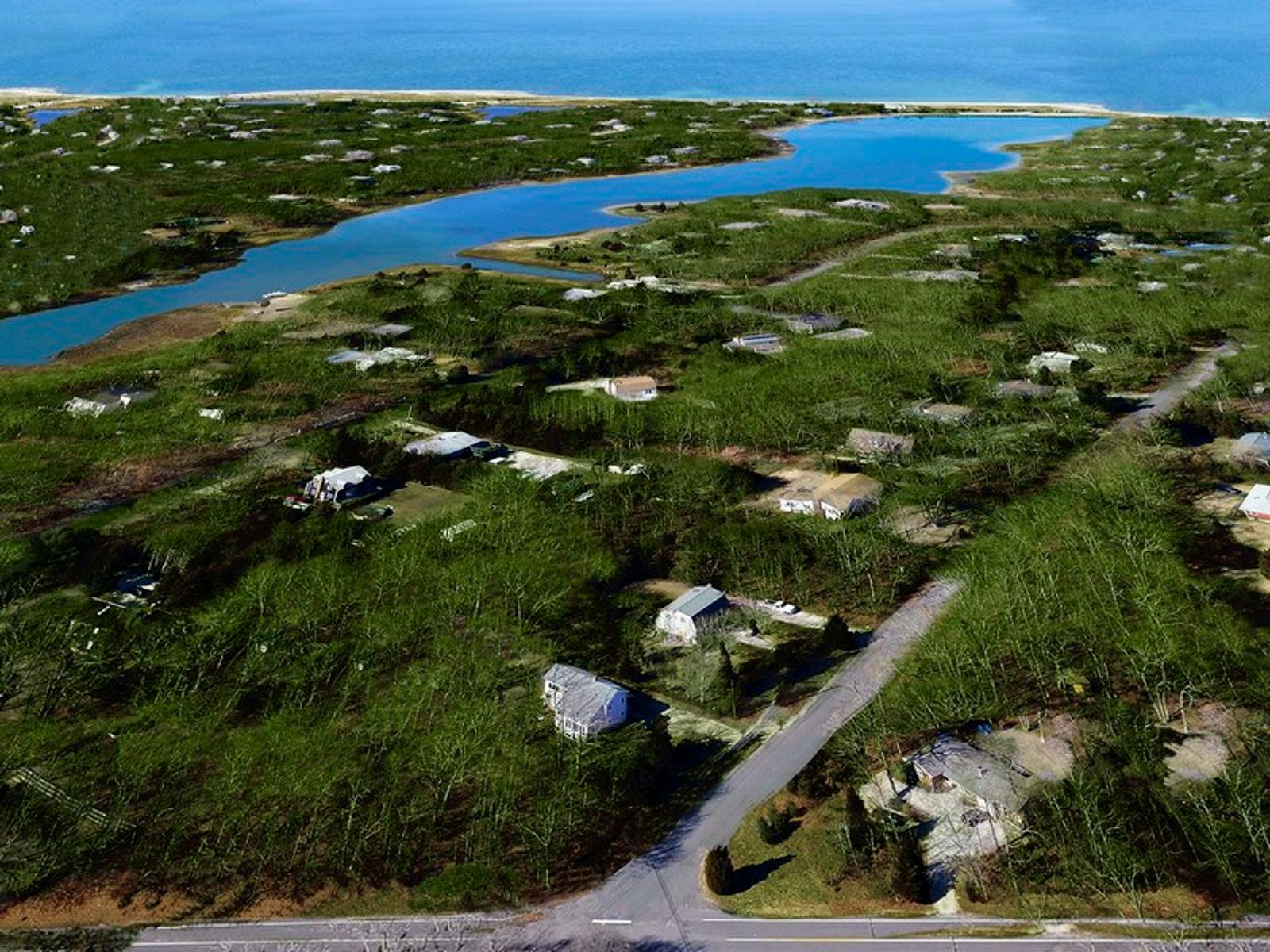Clearwater Beach, East Hampton NY Acreage / Lots - Hamptons Real Estate