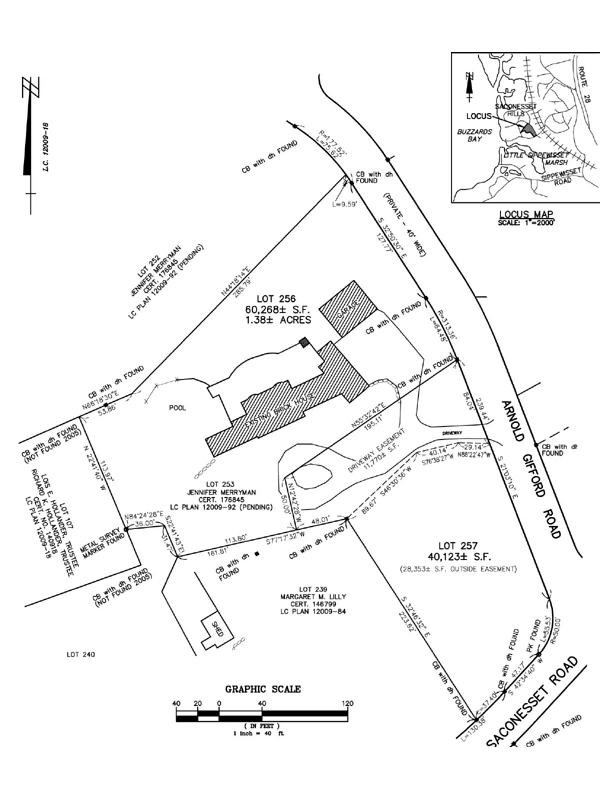 Approved Residential Lot