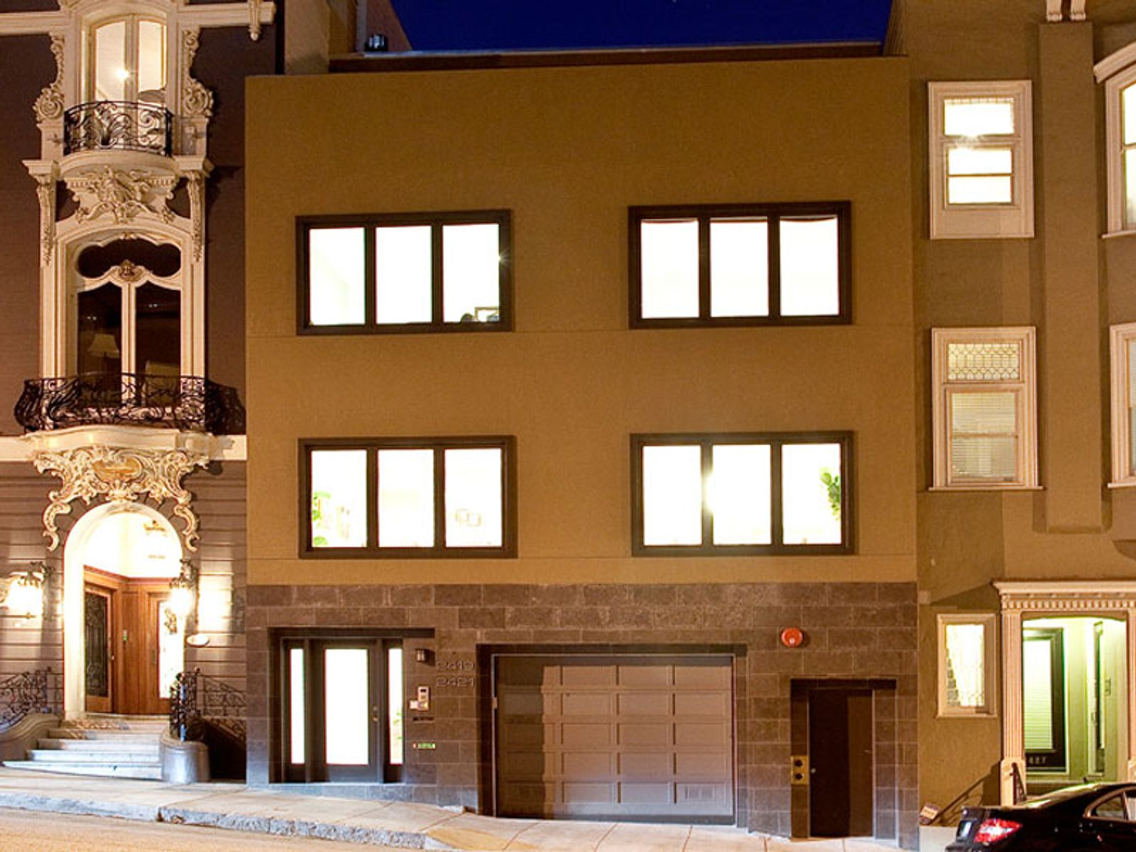 Modern luxury in pacific heights san francisco ca for San francisco real estate luxury