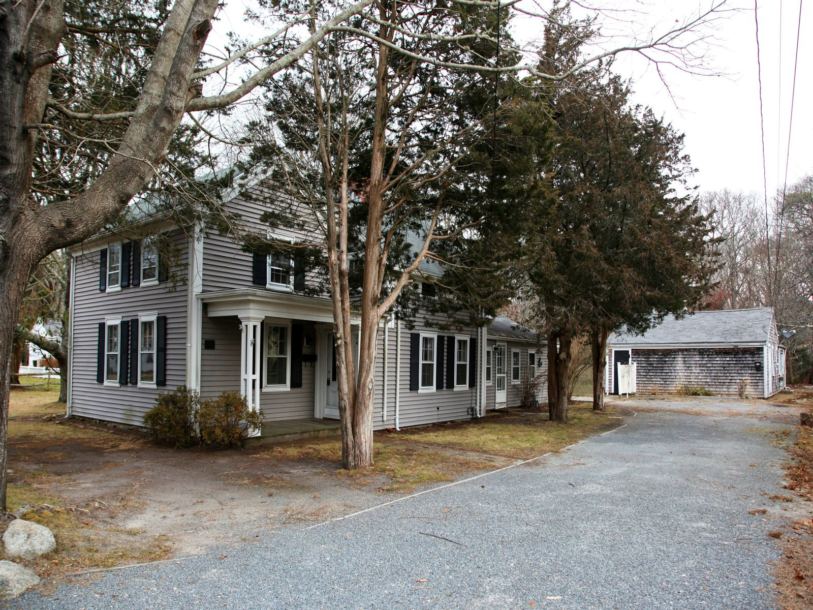 Charming Bass River Antique Near Beach, South Yarmouth MA Multi-Family - Cape Cod Real Estate