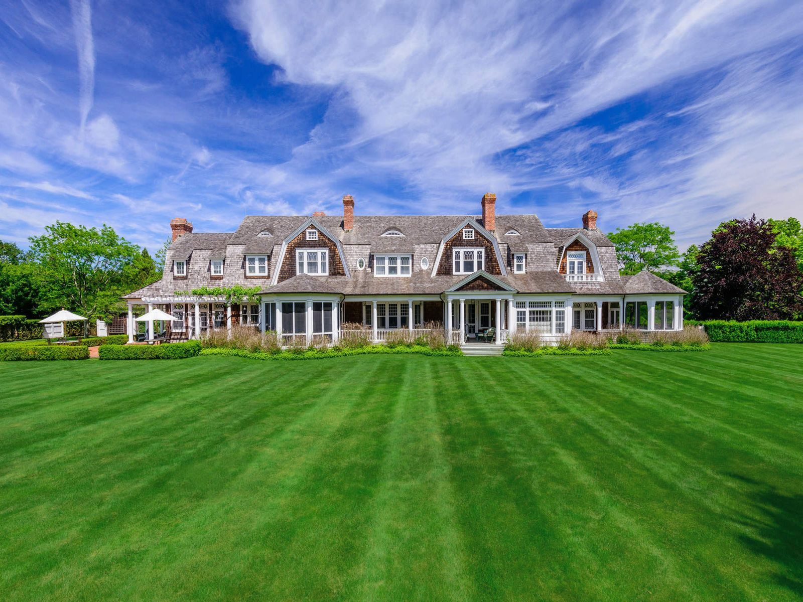 Pheasant Field Country Estate , Southampton NY Single Family Home - Hamptons Real Estate