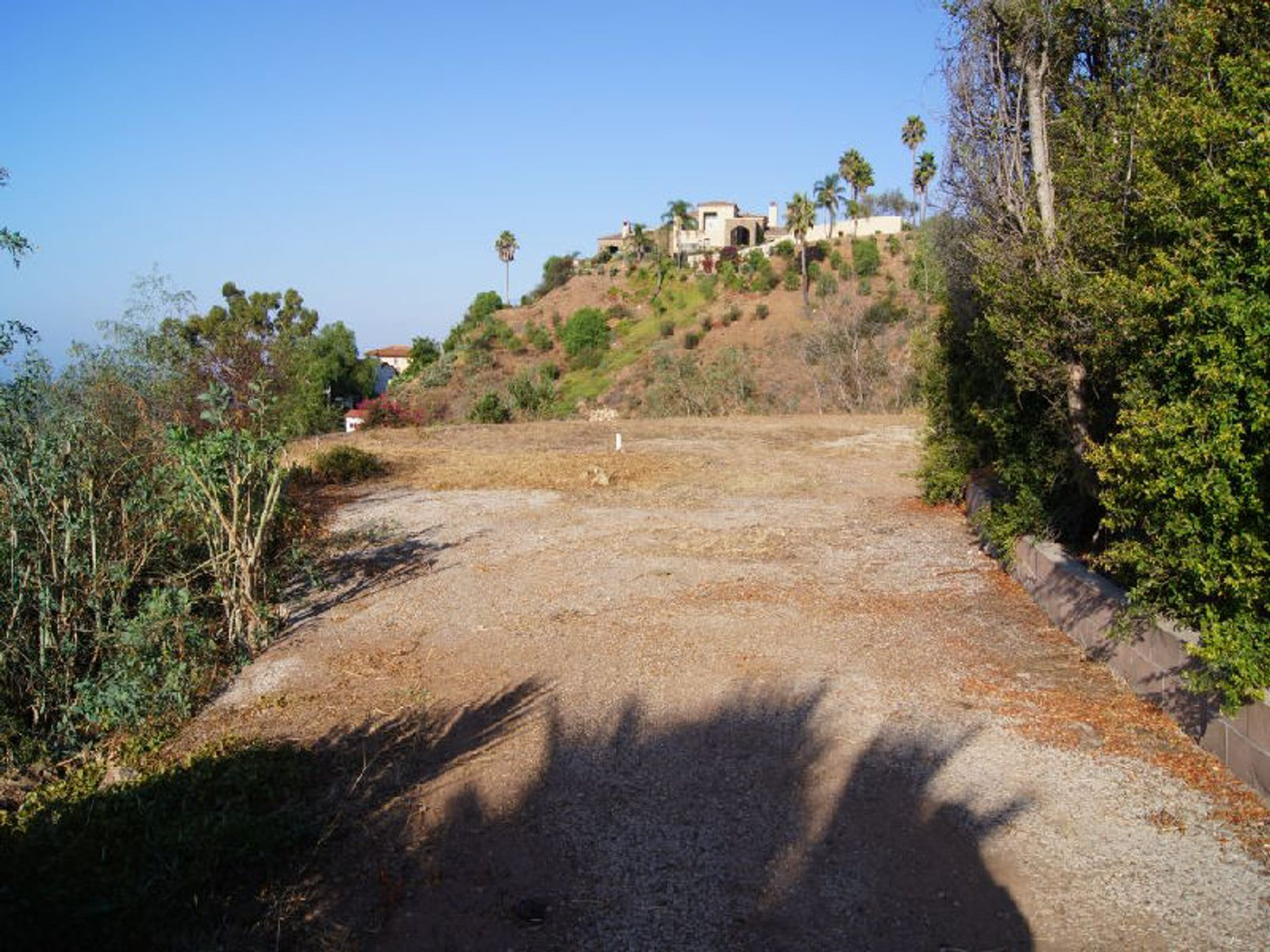 Mission Canyon View Lot
