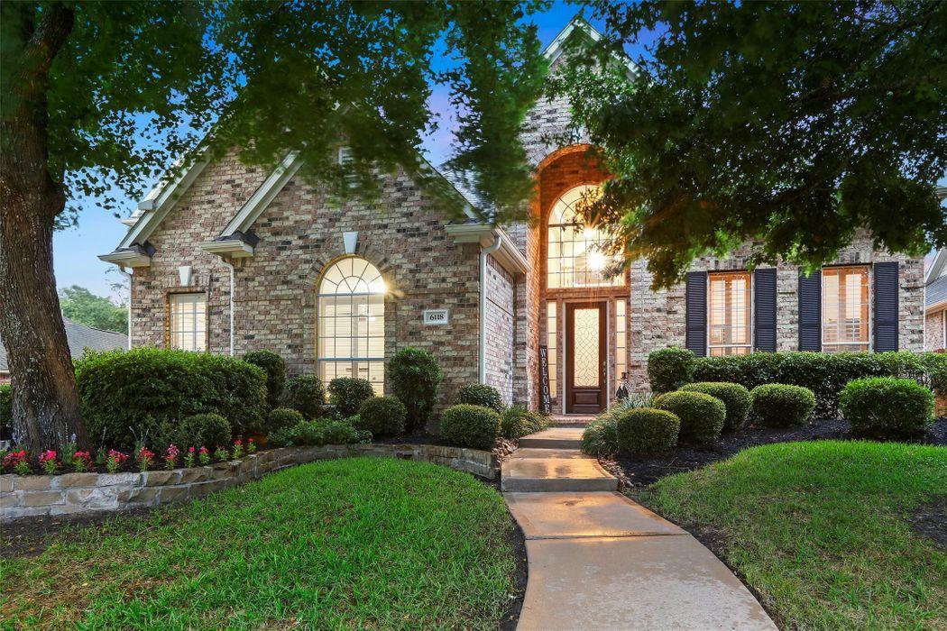 6118 Peachtree Hill Court Houston, TX 77345