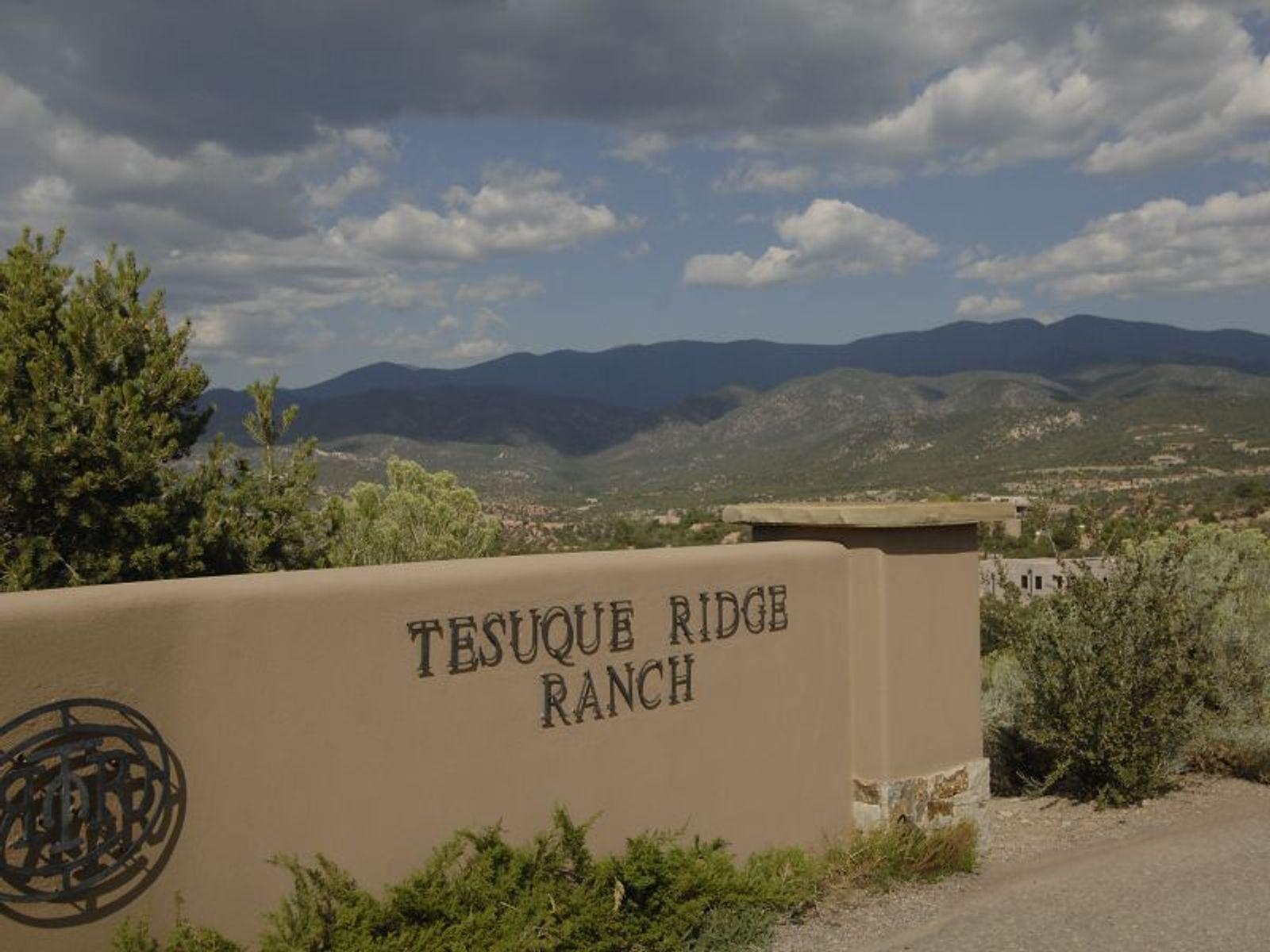 Lot 4, Tesuque Ridge Ranch