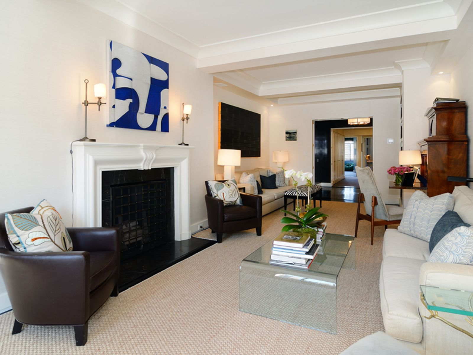 Sprawling 5 Bedroom in Carnegie Hill