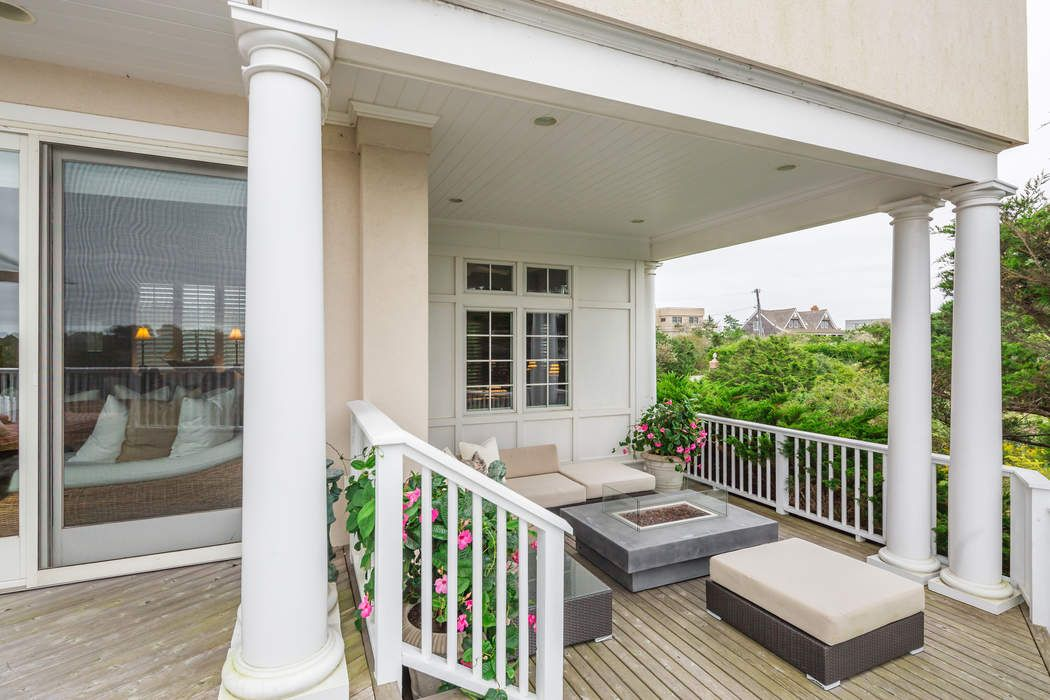 Private Palazzo on Mecox Bay with Dock Bridgehampton, NY 11932
