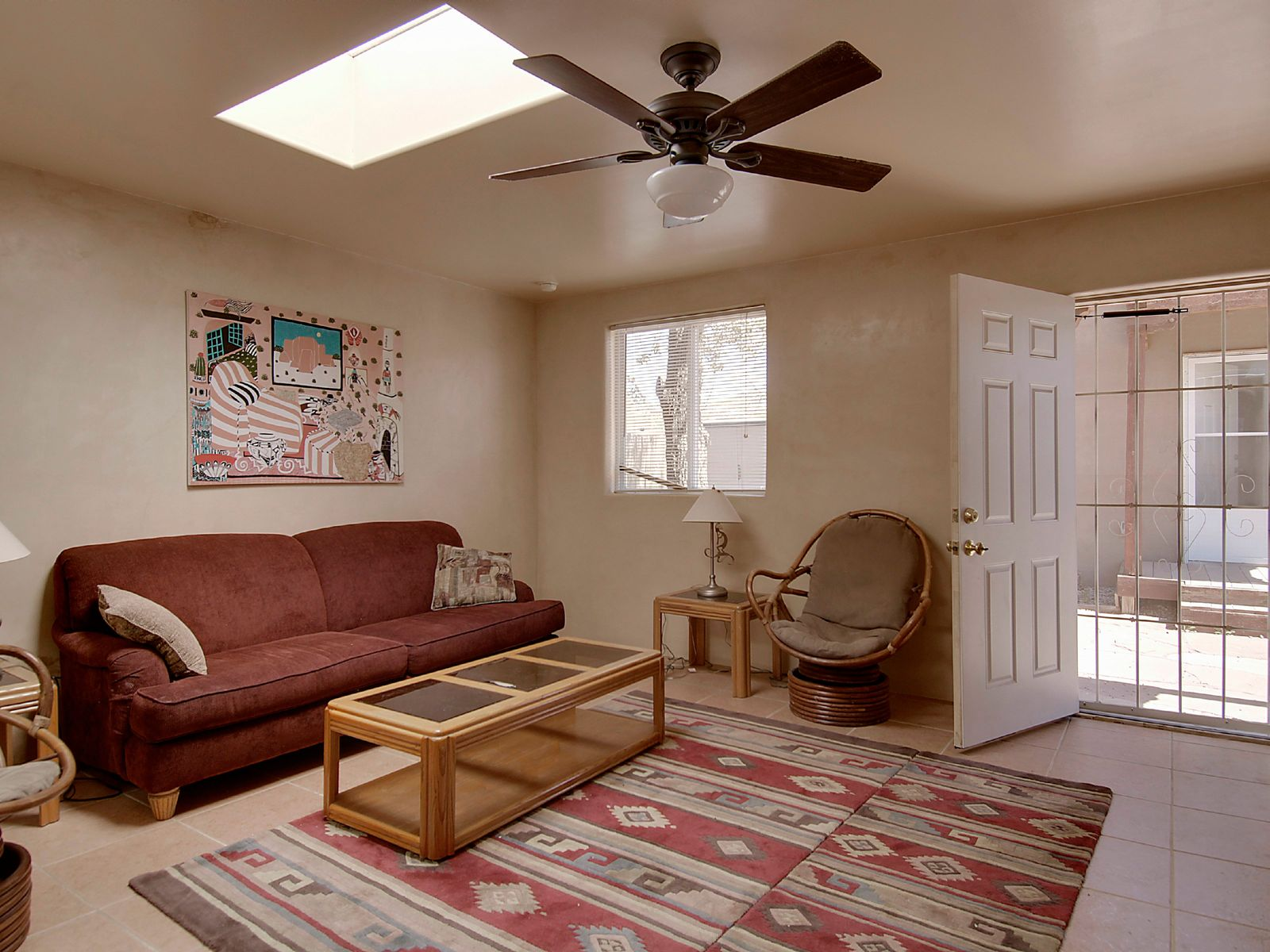 534 Onate Place, Santa Fe NM Single Family Home - Santa Fe Real Estate