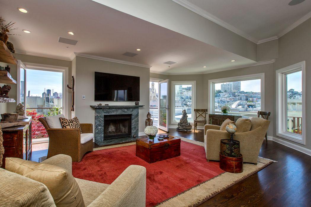 Telegraph Hill Modern View Condo San Francisco, CA 94133