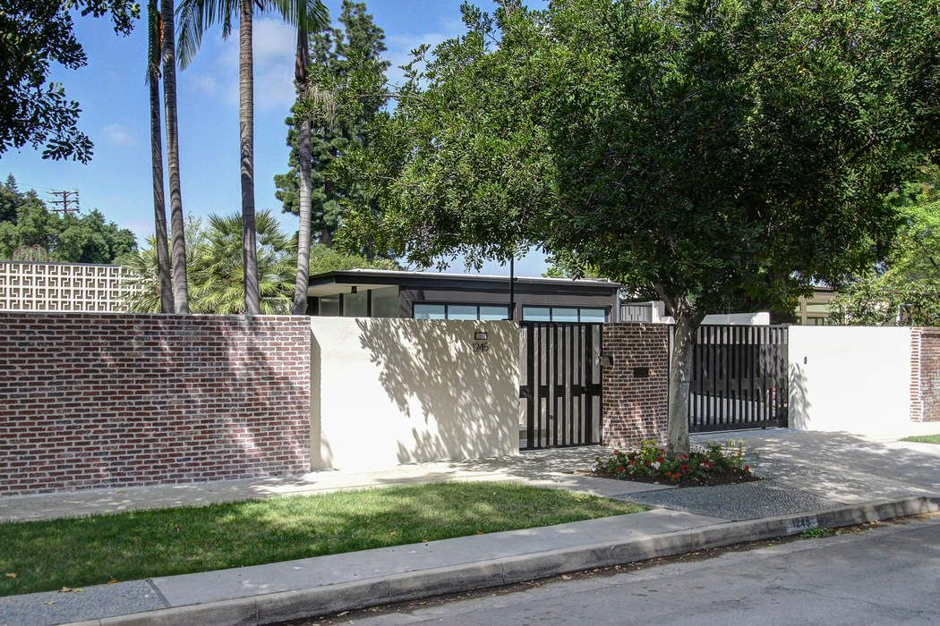Private Gated Contemporary Home