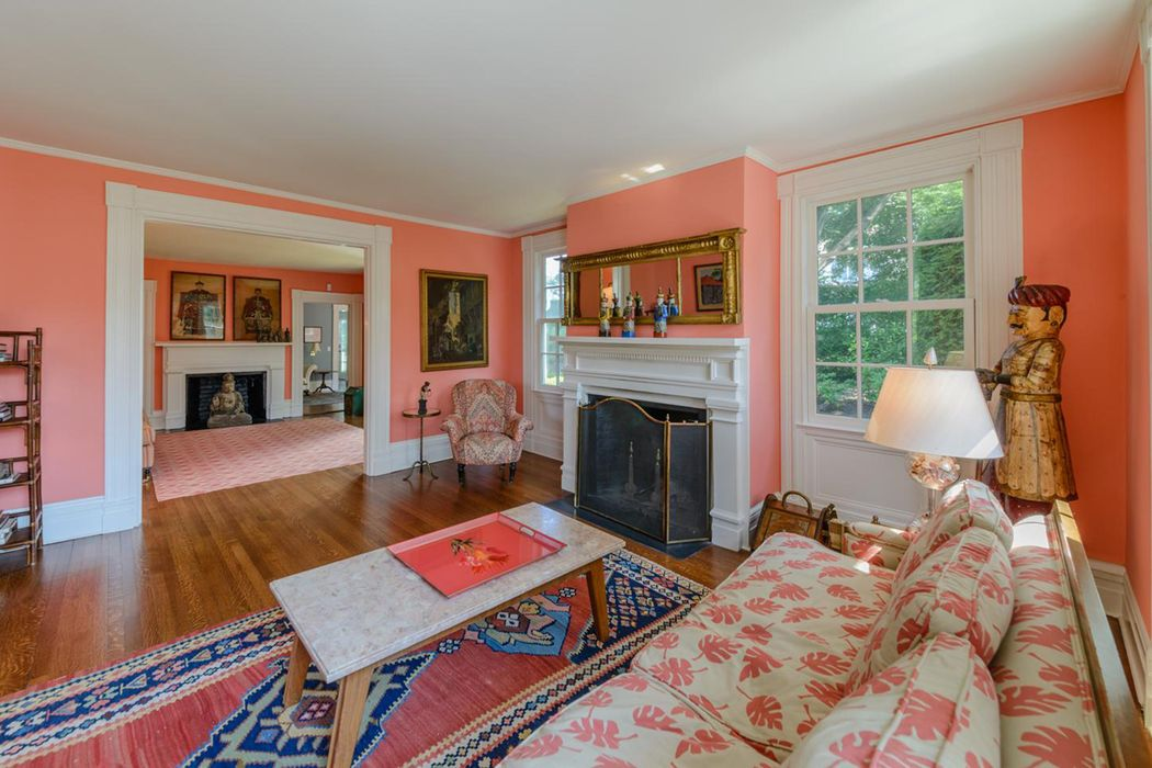 Magnificent Historic Greek Revival, Bridgehampton, NY 11932