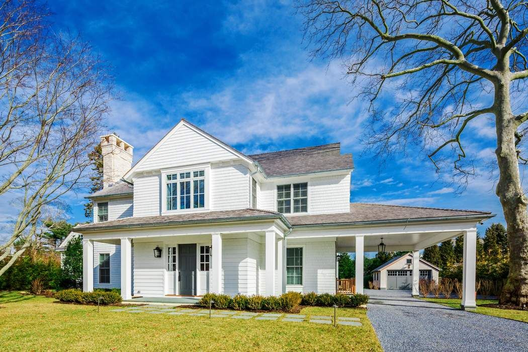 Village New Construction, Guest Cottage Southampton, NY 11968