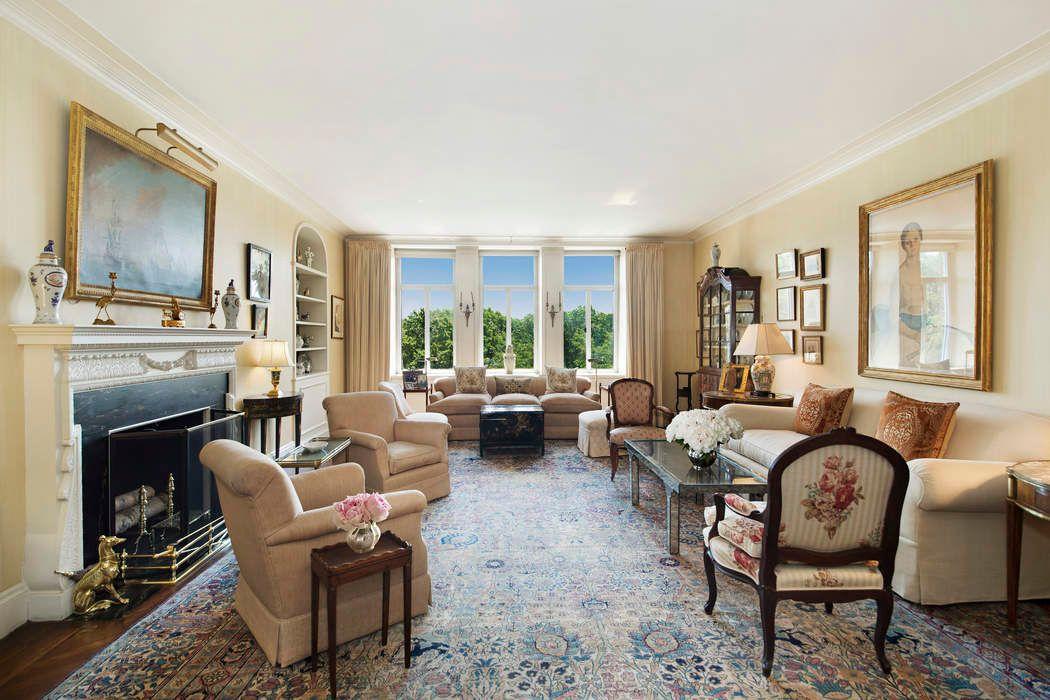 211 Central Park West Apt 7e New York Ny 10024 Sotheby
