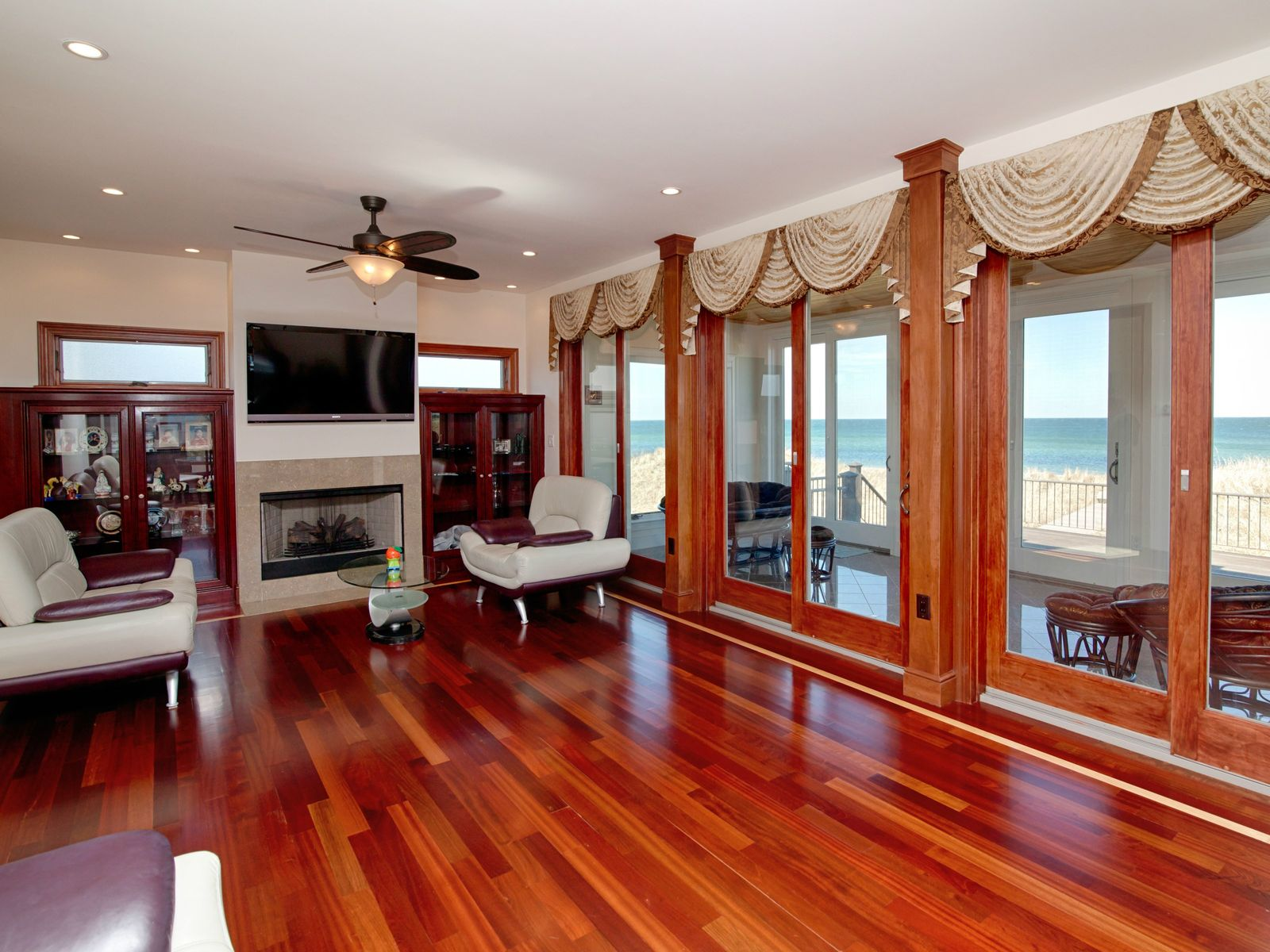 Sagamore Beach Oceanfront Contemporary