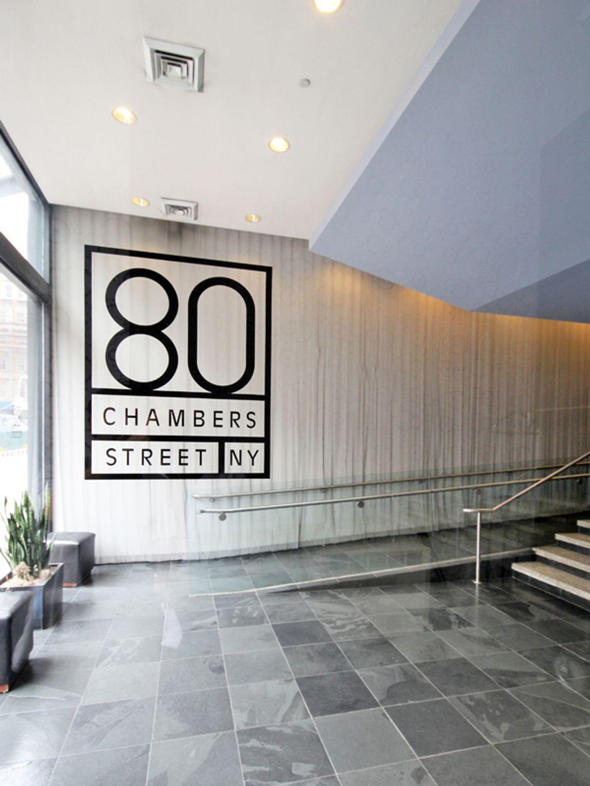80 Chambers Street