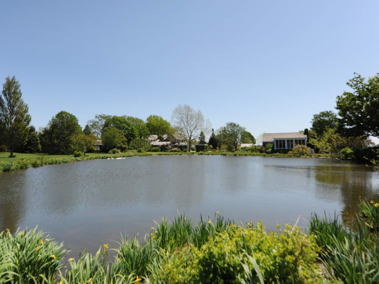 Wolffer Estate Residence in Sagaponack