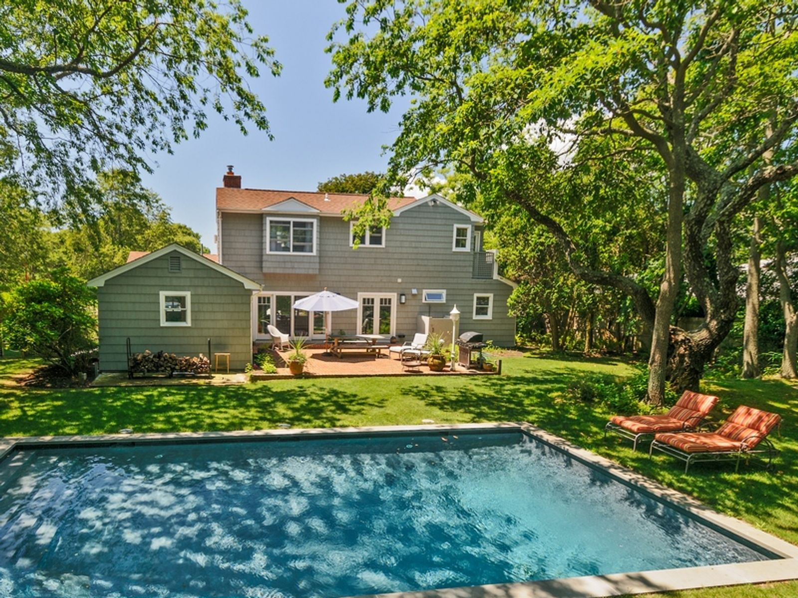 Ideal Amagansett Lanes, Amagansett NY Single Family Home - Hamptons Real Estate