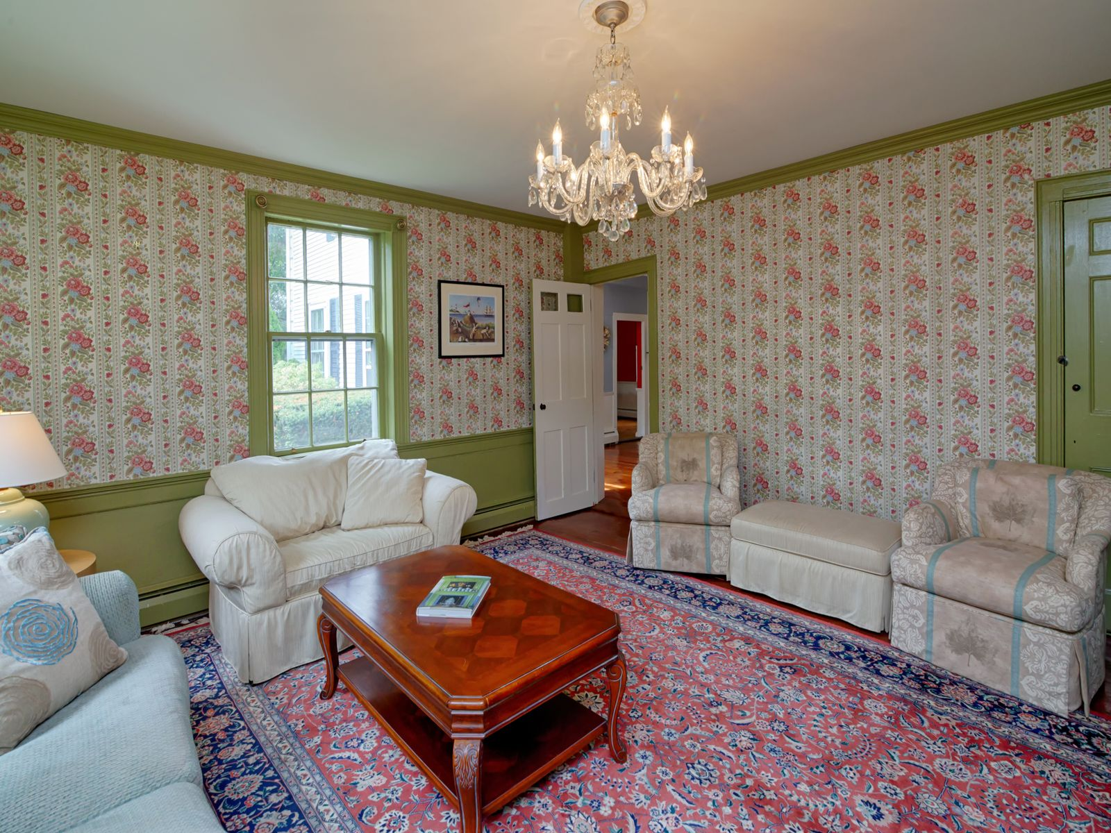 Historic Federalist Style Home
