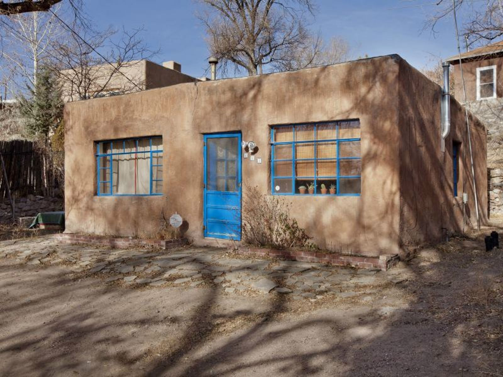 115 Rodriguez, Santa Fe NM Single Family Home - Santa Fe Real Estate
