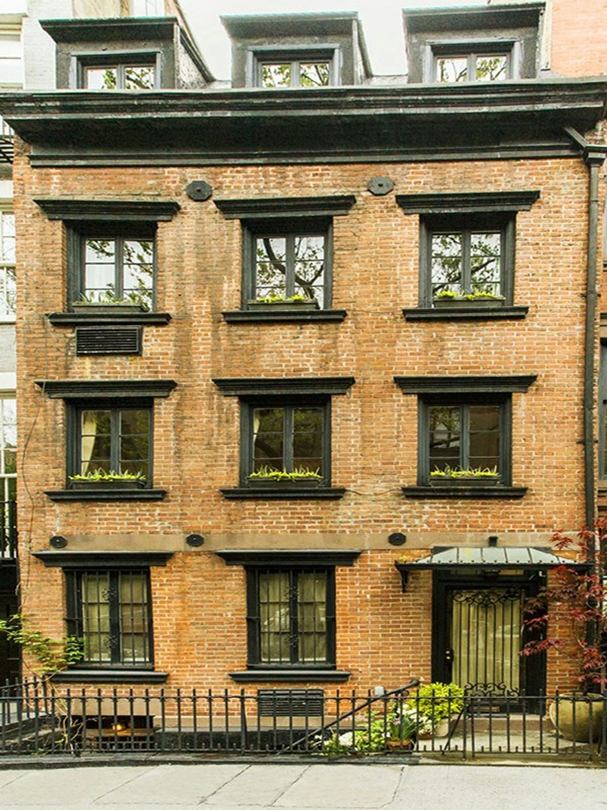45 West 12th Street, New York NY Townhouse - New York City Real Estate