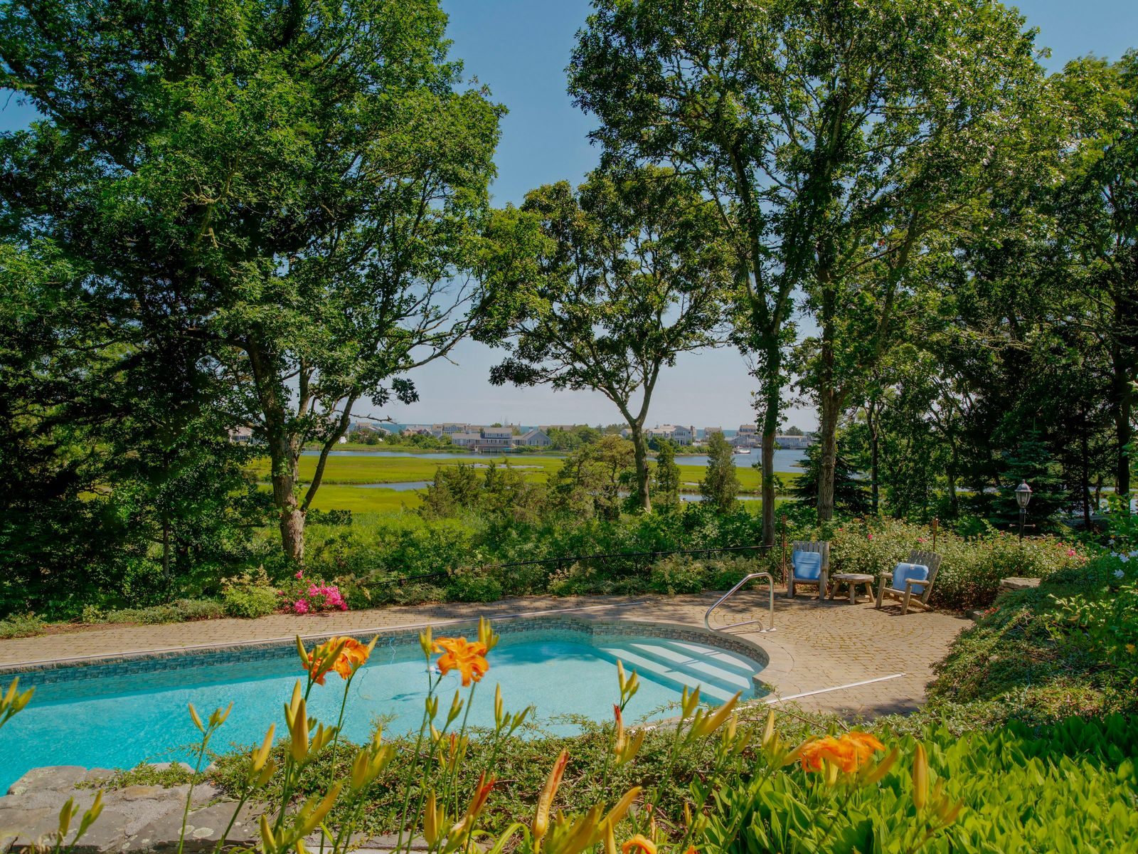Waterfront with Endless Views & Privacy, Centerville MA Single Family Home - Cape Cod Real Estate