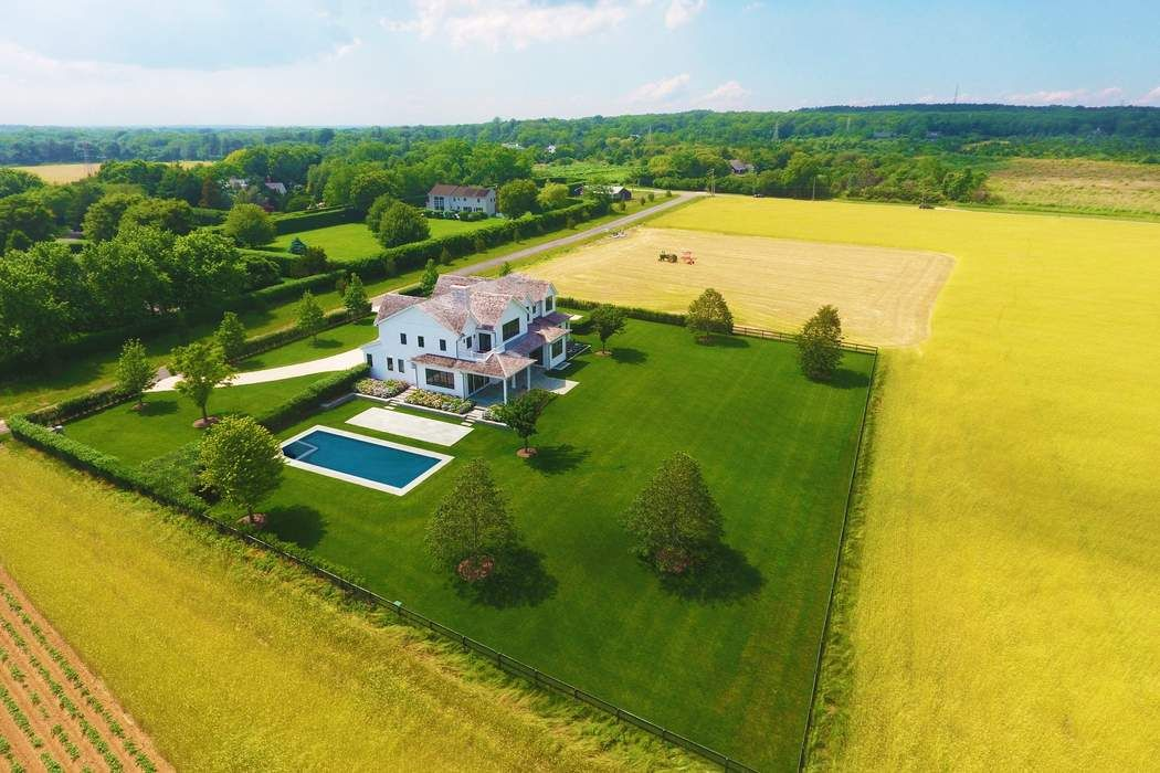 Custom Built on 1.6+/- Acres in Southampton