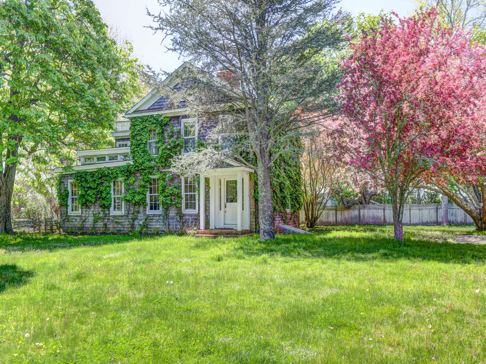 Old World Charm, Desirable Location, Bridgehampton NY Single Family Home - Hamptons Real Estate