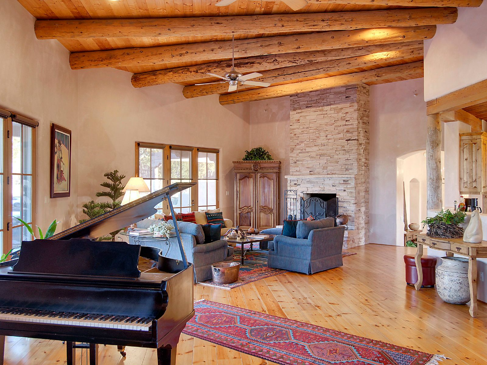 6 Vista De La Vida, Santa Fe NM Single Family Home - Santa Fe Real Estate